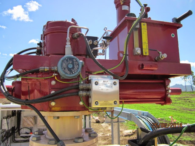 Coal Seam Gas Training At Tafe Queensland Skillstech Gas