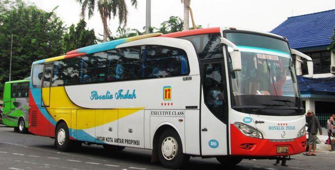 Harga Tiket Bus Rosalia Indah Terbaru Dengan Rutenya Warungharga Com