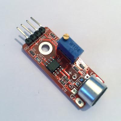 Antonio mancuso 39 s blog kit sensori per arduino 37 in 1 - Interruttore sonoro ...