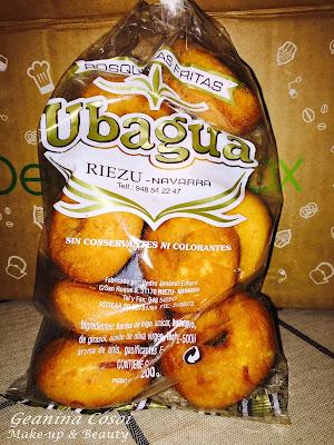 Rosquillas Ubagua Degustabox Enero 2016