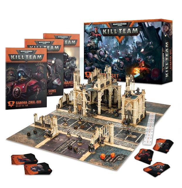 Wayland Games: Cheap Warhammer 40K - Killzone Starter!