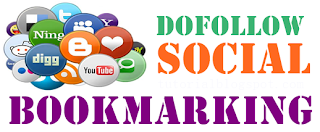 Dofollow social bookmaring sites