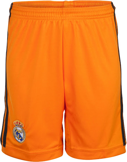 0f797cf19 The second color of the new 13-14 Real Camiseta is black. The new Real 2013-14  Kit will be used in UCL and reminds a bit to teams like Netherlands and ...