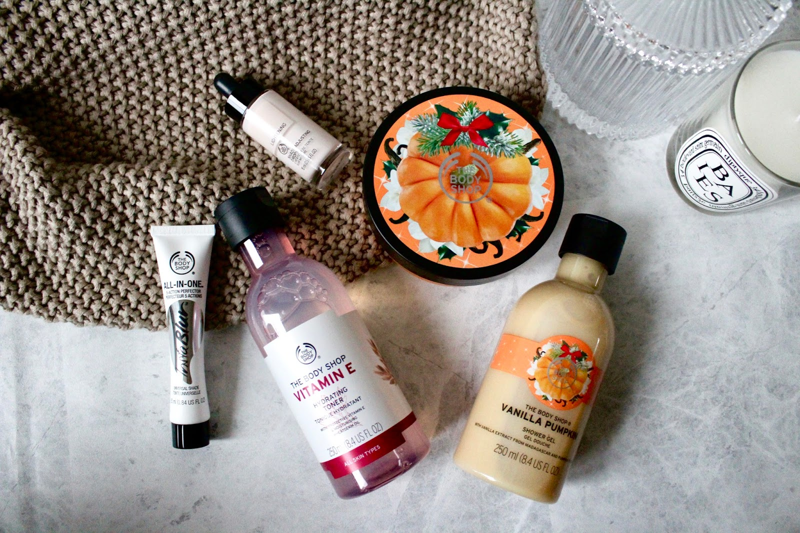 The Body Shop Haul & First Impressions