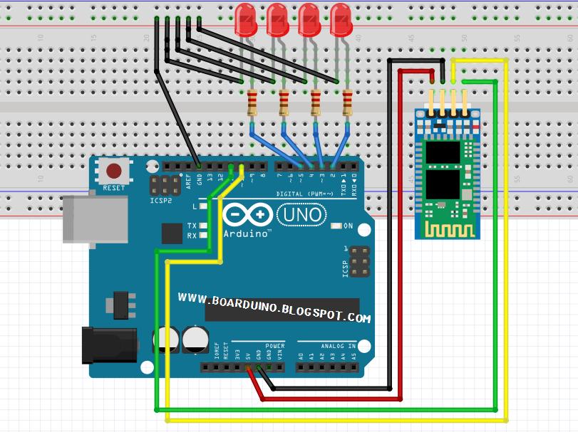 Kontrol lampu dengan suara menggunakan arduino