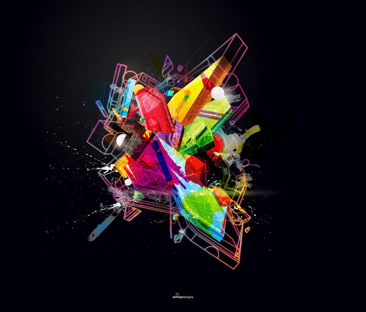 Abstract Tablet Wallpaper -24