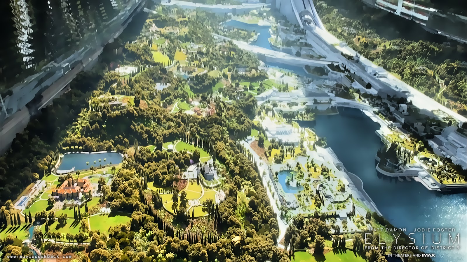 Why Dystopian Tales Like Elysium Often Fail | WIRED |Elysium Planet
