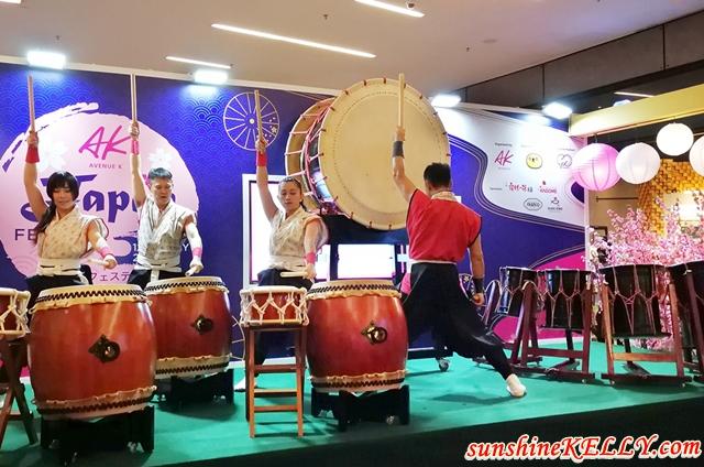 Japan Festival 2017 in Avenue K