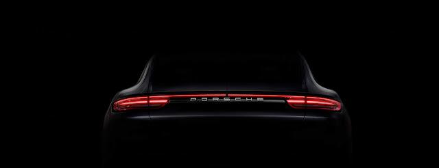 Nuova Porsche Panamera MY 2016/2017