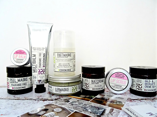 Ecooking Danish Skincare Products