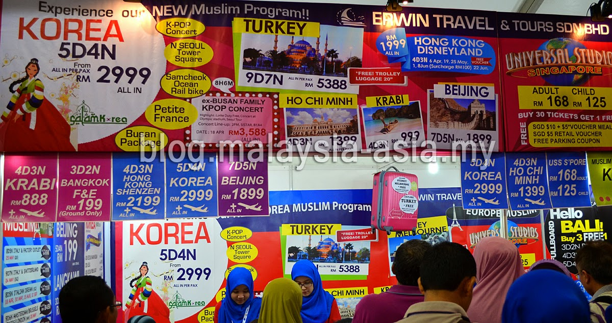 Promotion Packages at Matta Fair