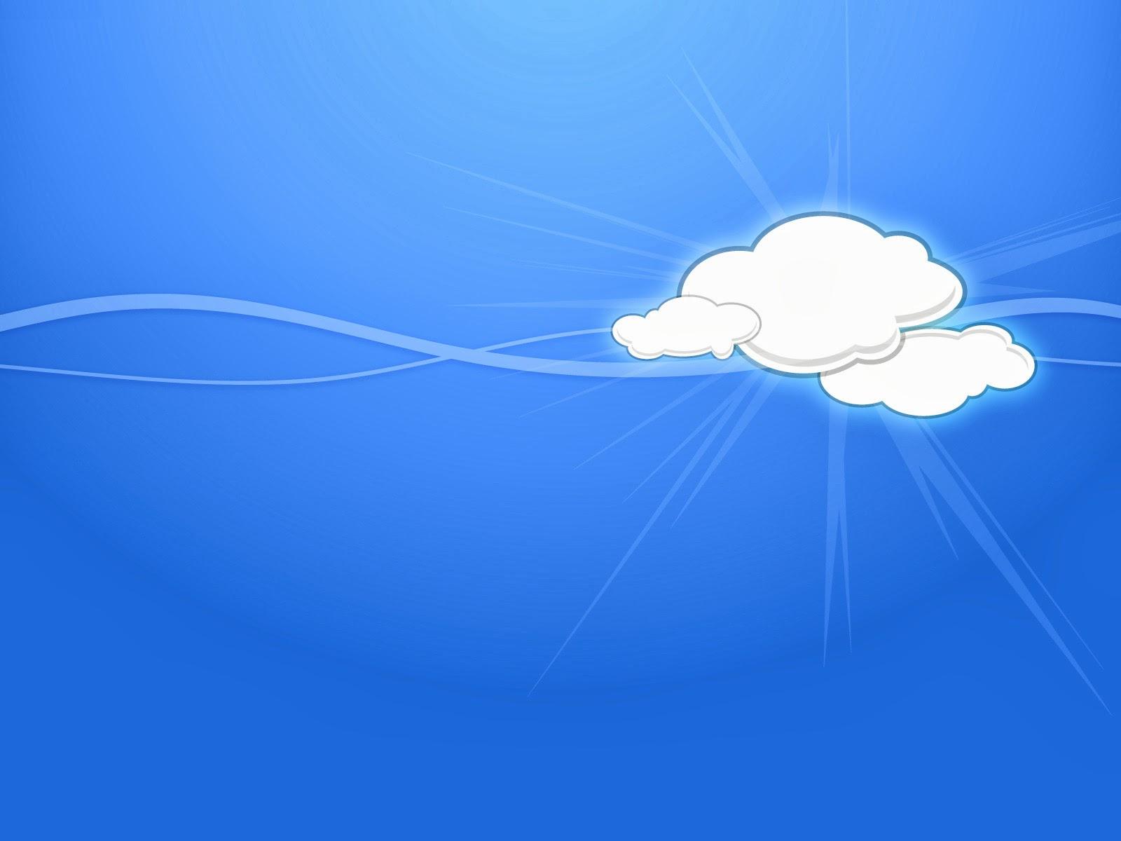 Fondo De Pantalla Abstracto Bolas Azules: Imagenes Hilandy: Fondo De Pantalla Abstracto Nubes En