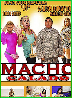 Macho calado (2016) | DVDRip Latino HD GoogleDrive 1 Link