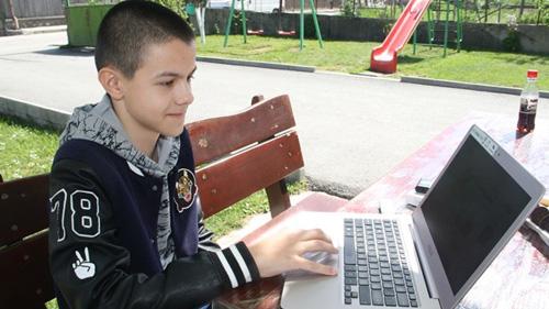 Радостин Чолаков от с. Барутин получи 2400 долара от Google