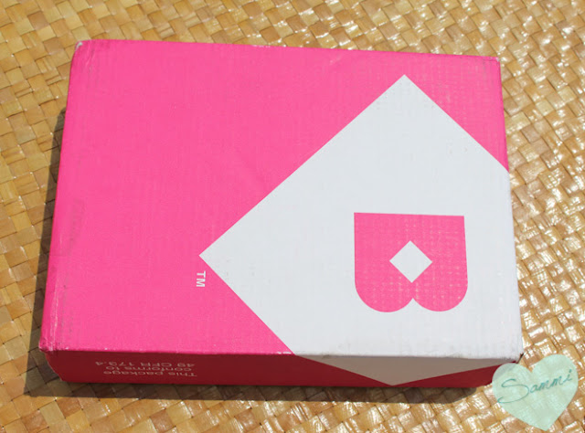 Birchbox July 2015 Review Beach & Bright