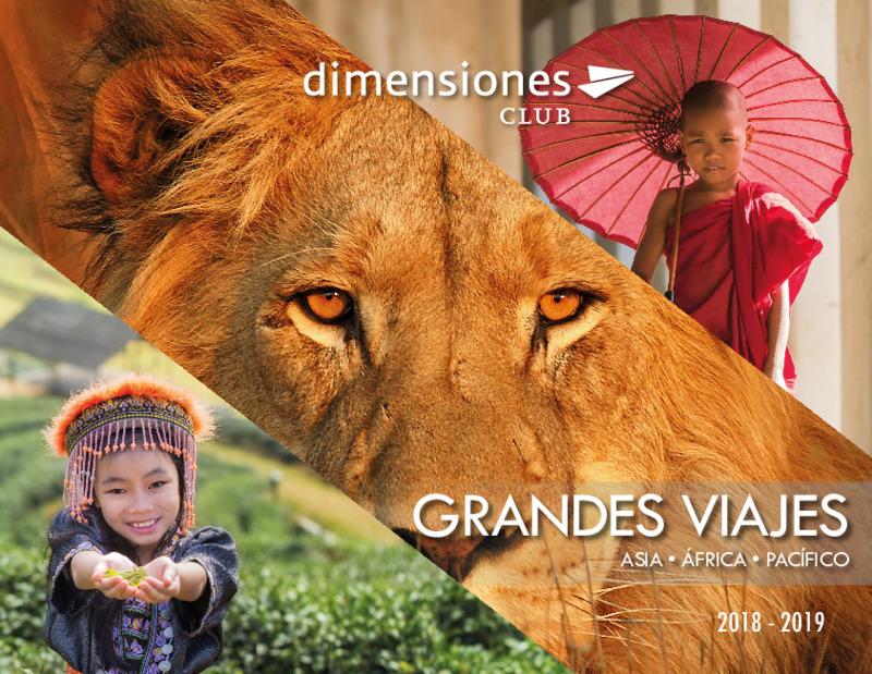 Catálogo Dimensionesclub Circuitos Asia 2018-19