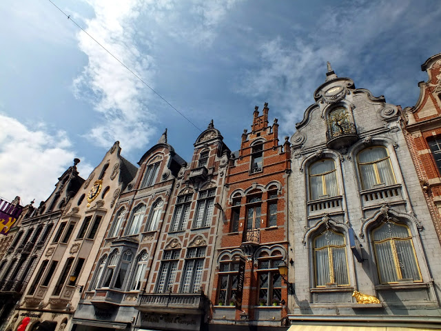 Malines y Amberes dos ciudades belgas