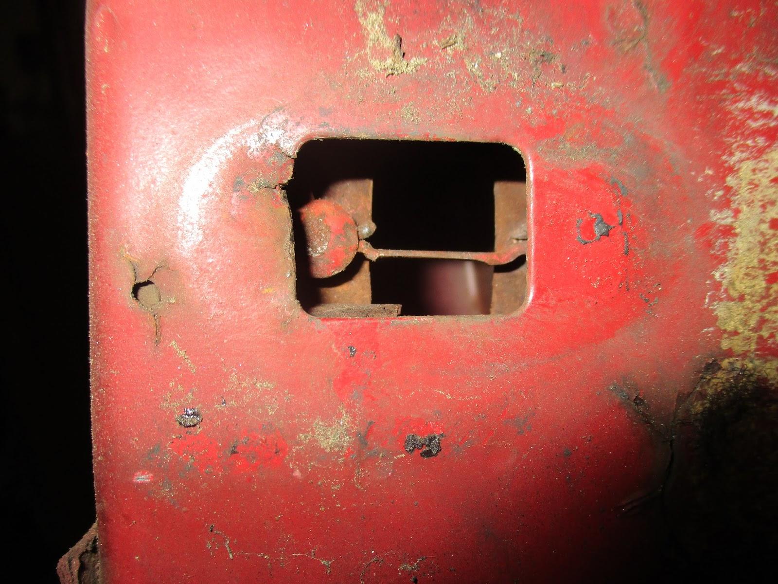 Roundtail Restoration Triumph Spitfire Body Removal Preparation 5