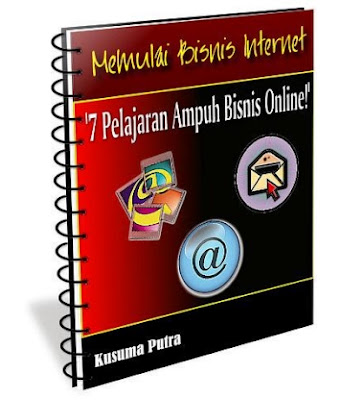 download ebook 7 pelajaran ampuh bisnis online gratis