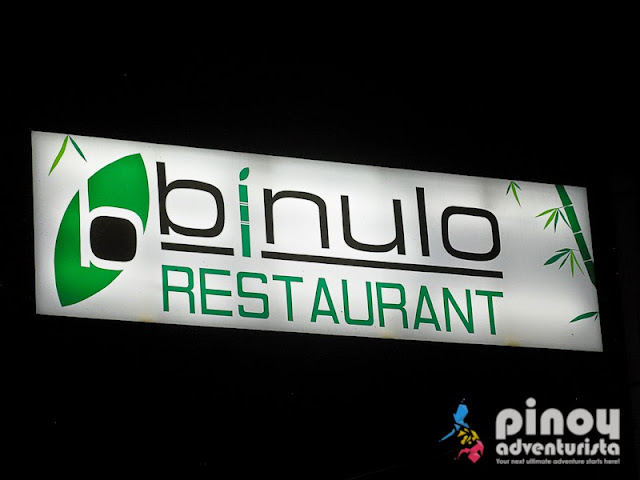 Binulo Restaurant in Clark Pampanga