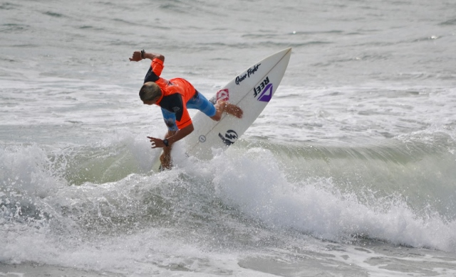 Easter Surf Contest In Cocoa Beach