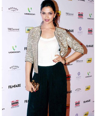 10 Best Jackets Donned By Deepika Padukone | Indian Beauty ...
