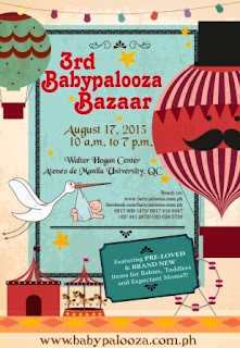 Manila shopper august 2013 3rd babypalooza bazaarat admu aug 2013 stopboris Choice Image