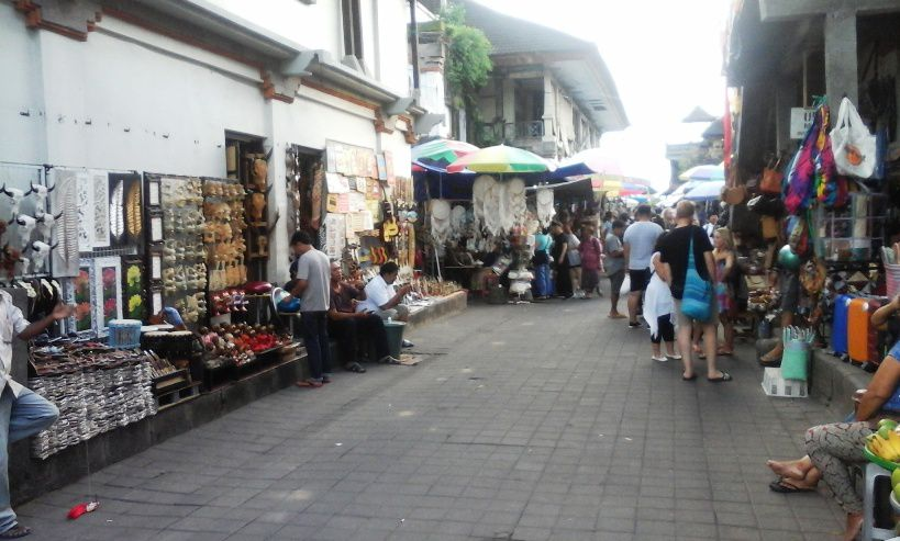 Ubud Traditional Art Market