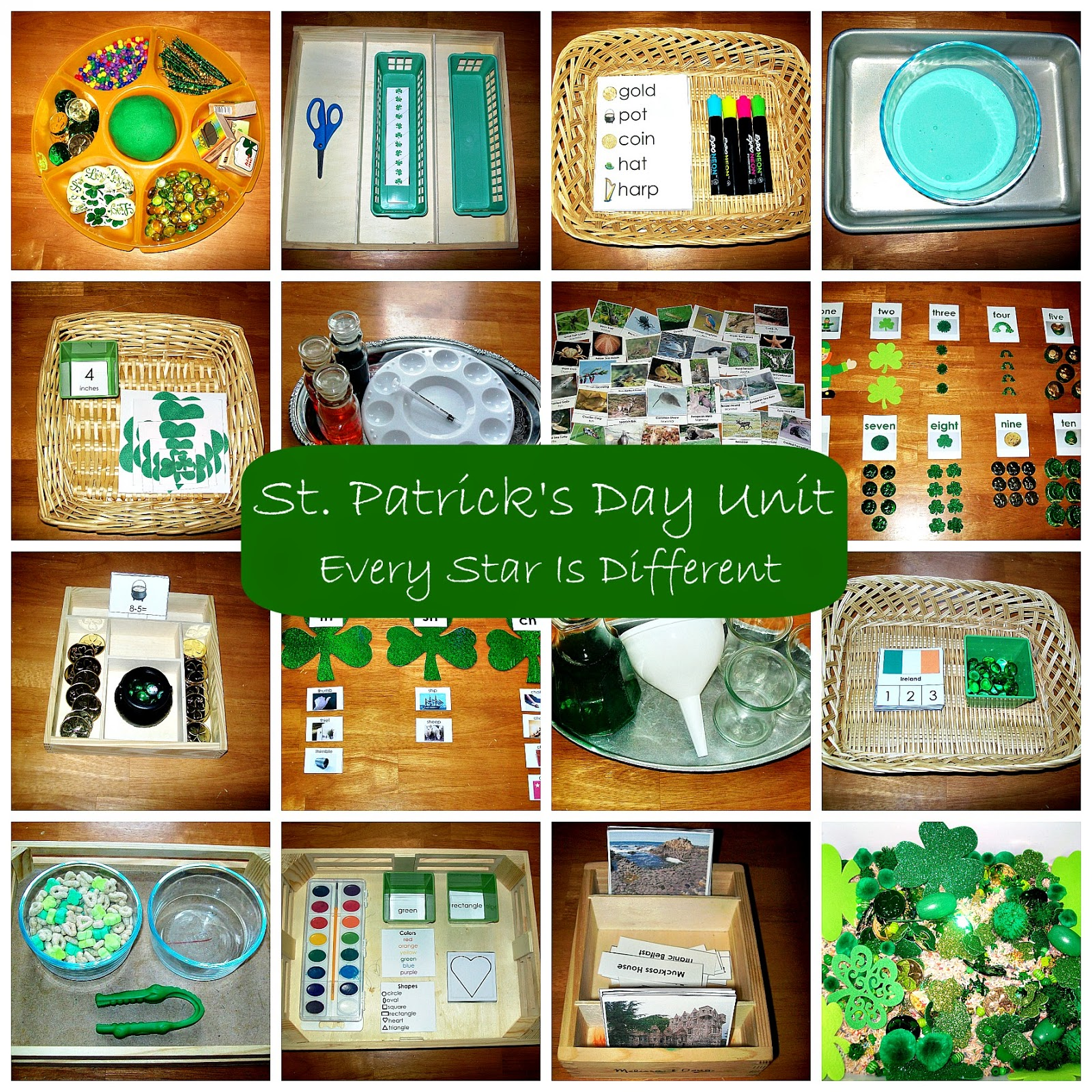 St. Patrick's Day & More