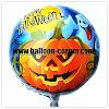 Balon Foil HAPPY HALLOWEEN