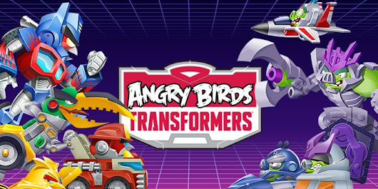 Angry Birds Transformers Android Pedras Ilimitadas | Touch Revolution Games