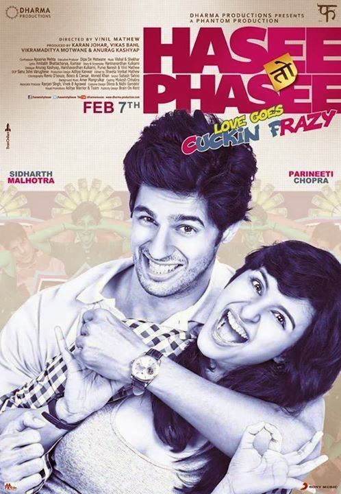 Hasee Toh Phasee (2014) Bollywood Full Movie Download
