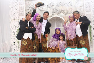 Photo Booth Wedding Bekasi