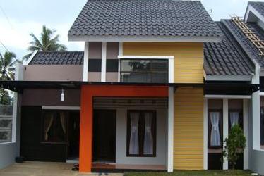 desain rumah minimalis modern 1 lantai
