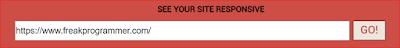 Cara Cek tampilan Blog / Website Responsive dan SEO Friendly