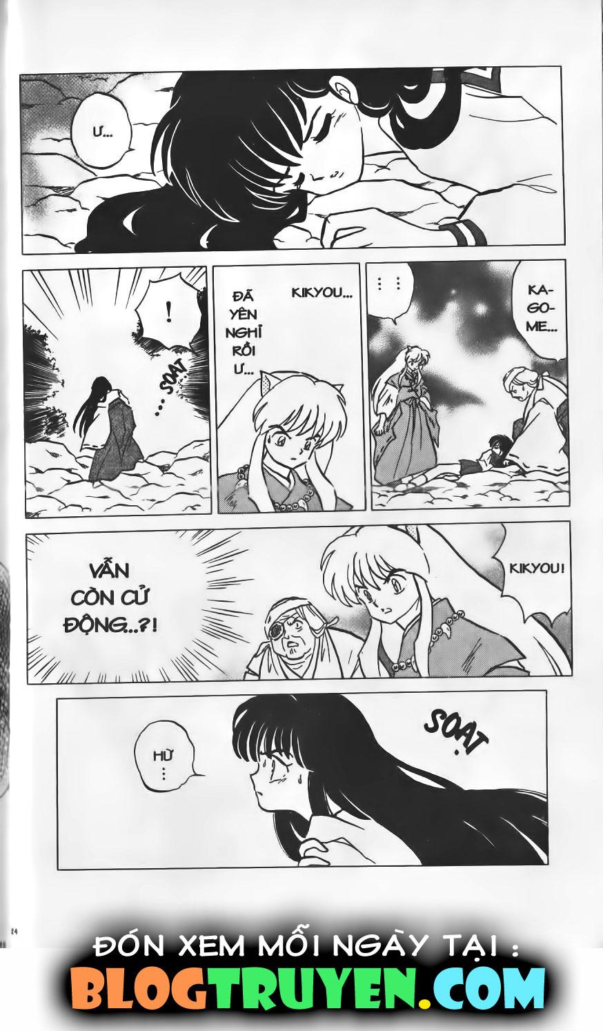 Inuyasha vol 06.1 trang 23