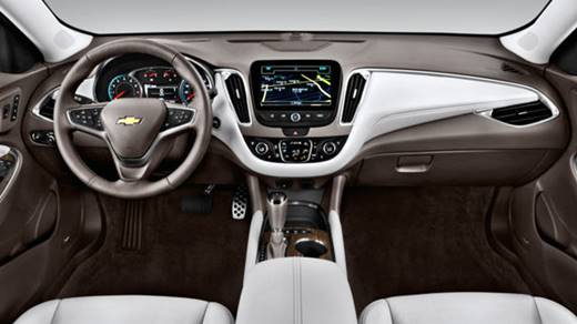 2018 Chevrolet Malibu Premier Review