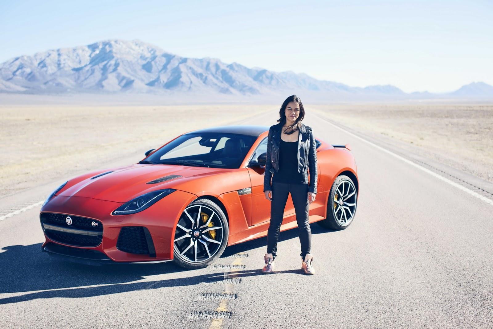Michelle Rodriguez là người đẹp HOT nhất của loạt phim Fast & Furious