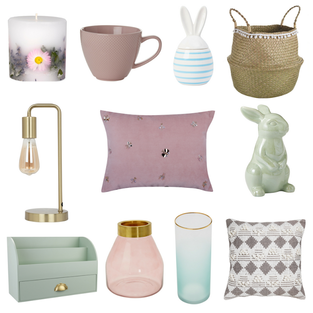 spring 2018 style accessories decor for your home for less than £20 on the high street