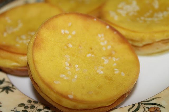 Kuih Bingka Durian Sedap