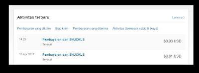 Dapat Dollar Gratis dari Snuckls Di bayar Up to $200 via Paypal