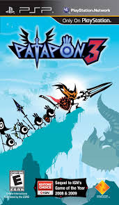 Patapon 3 PPSSPP ISO Download