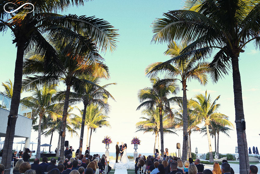 March Wedding At The Boca Beach Club