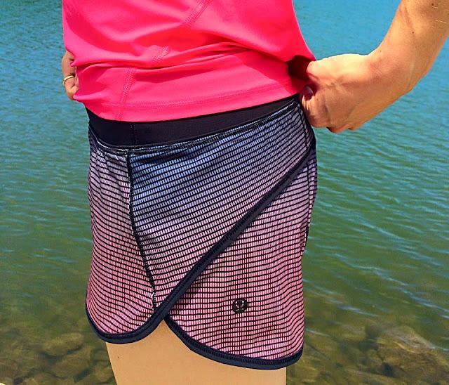 lululemon sunaway-runaway-ss-tee h20-speed-shorts