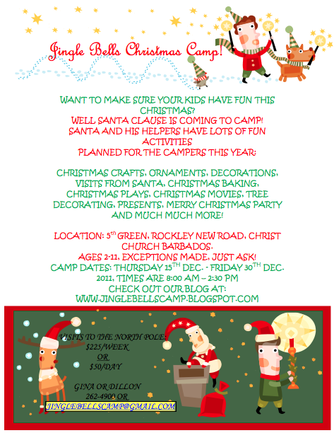 Christmas Plays For Kids.Loop Barbados The Christmas Season Is Here What Are Your