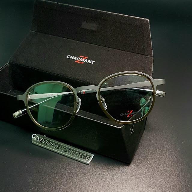 Charmant Z titanium 眼鏡
