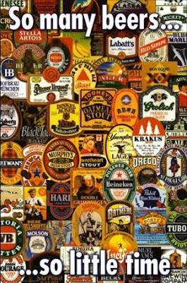 Μπύρες.