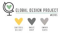 Global Design Project #025 Colour Challenge