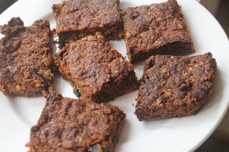 Wheat Bran Energy Bars Recipe Yummy Tummy