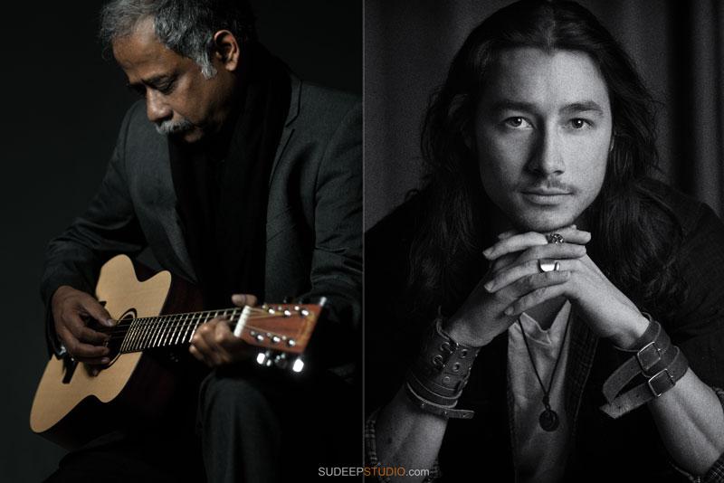 Professional Musician Portrait CD Artwork Photographer Ann Arbor - SudeepStudio.com